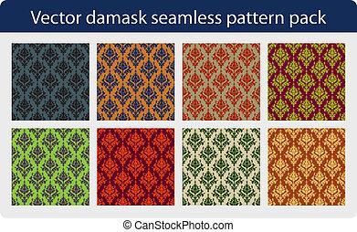 seamless pattern pack