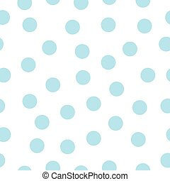Seamless pattern polka dots. - Seamless pattern polka dots...