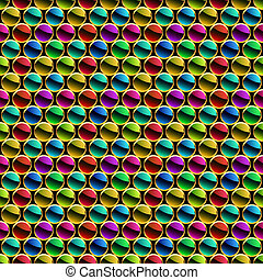 Seamless pattern. - Seamless abstract background. Abstract ...