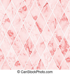 Seamless pattern texture background, Abstract red marble stone texture background