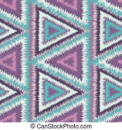 seamless pattern tribal