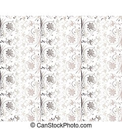 seamless, pattern., vector