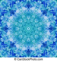 Seamless pattern, watercolor paintings - Artistic...