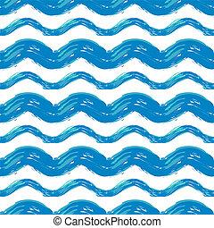 wave stripes