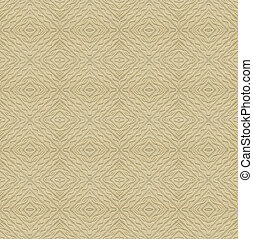 Seamless pattern with brown sweater background