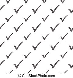 seamless pattern with Check