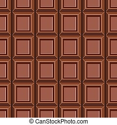 seamless pattern with chocolate texture-3
