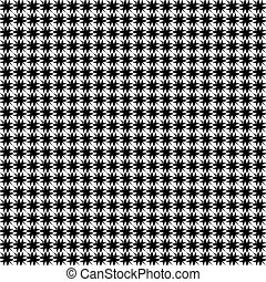 Seamless pattern with distorted shapes. Repeatable backdrop