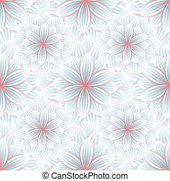 Seamless pattern with flower chrysanthemum.eps