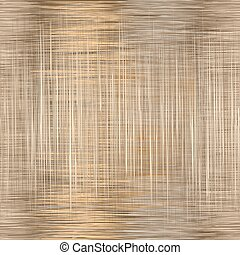 Seamless pattern with grunge striped intersected elements in beige, brown, yellow, grey colors for web design