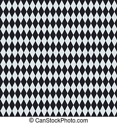 seamless pattern with rhombus