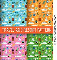 patterns of resort