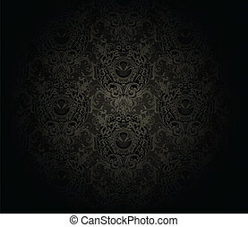 seamless, pauta papel pintado, vector