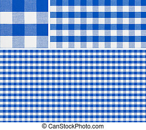 Seamless picnic table cloth pattern 1500x1500 with samples. ...