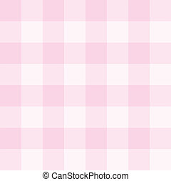 Seamless pink vector grid pattern - Seamless vector sweet...