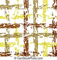 Seamless grunge background of plaster. Vector illustration