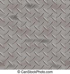 seamless plate metal texture