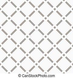 (seamless, prikket, repeatable), pattern., mesh, grid,...