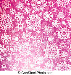 Seamless purple christmas texture pattern. EPS 10