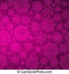 Seamless purple christmas texture pattern. EPS 8