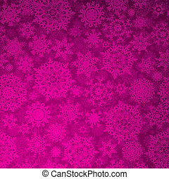Seamless purple christmas texture pattern. EPS 8 vector file included
