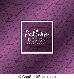 seamless purple pattern design