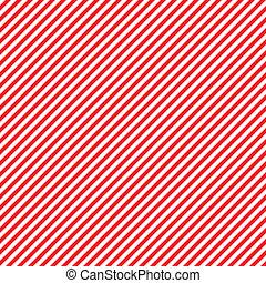 seamless, röda och vita, stripes