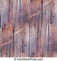 seamless, raad, textuur, van, oud, hout, achtergrond