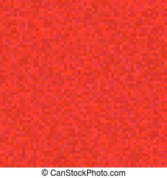 Seamless red polka dot pattern