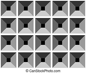 Seamless relief pattern.