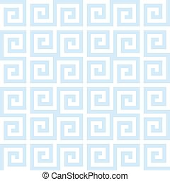 seamless repeating ancient greek pattern