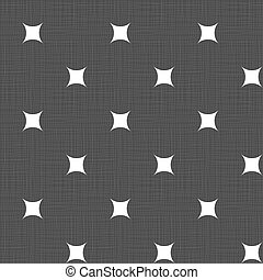 Seamless retro pattern. Linen. Vector eps10. Vintage background, texture