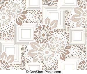 Seamless royal designer background