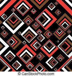 seamless seventies square