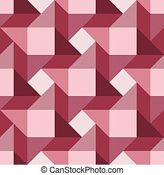 seamless shaded mace pattern