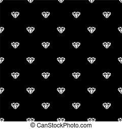 SEAMLESS SILVER DIAMOND GLITTER PATTERN BACKGROUND