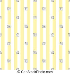 seamless silver glitter square pattern with yellow stripe background