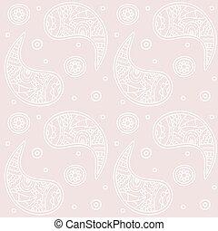 Seamless simple pattern. Vector illustration.