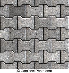 seamless, slabs., tileable, texture., pavimentar