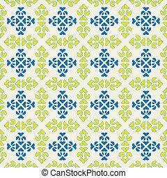 seamless spanish tiles