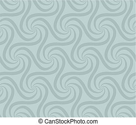 Seamless spiral pattern background