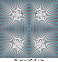 Seamless spiral pattern design background