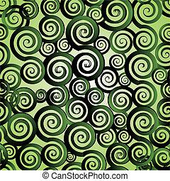 Seamless spirals