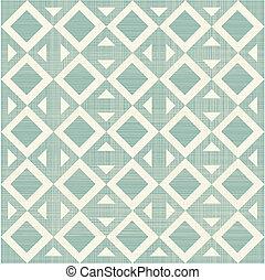 seamless squares retro pattern