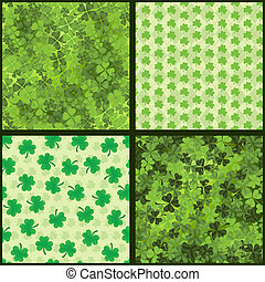 Seamless St. Patrick's Collection