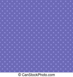 Seamless Stars Pattern Background. Vector
