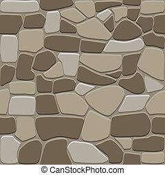 Seamless stone background