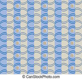 seamless striped chevron vector