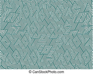 Seamless Stripes Rectangles Pattern Vector