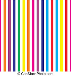 Seamless stripes vector background